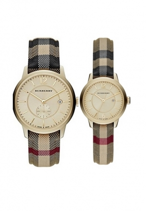 Couple Burberry