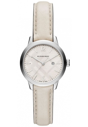 BURBERRY LADIES' THE CLASSIC HORSEFERRY CHECK WATCH