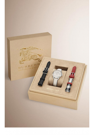 THE CLASSIC ROUND GIFTSET  32MM