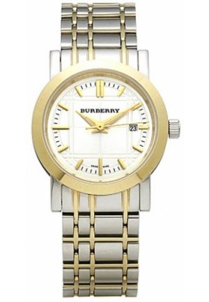 HERITAGE SWISS TWO TONE STAINLESS STEEL LADIES WACTH 28MM