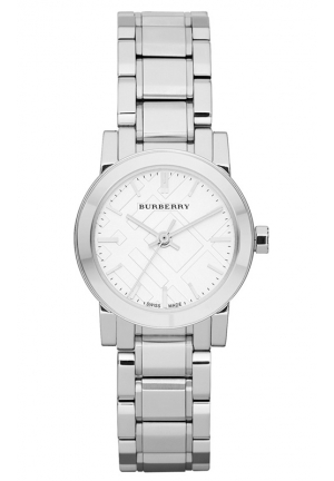 BURBERRY Women's Swiss Stainless Steel Bracelet 26mm