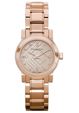 HERITAGE LADIES - ROSE GOLD DIAL 26MM