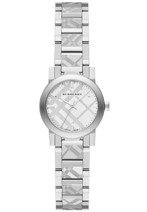 BURBERRY Swiss Stainless Steel Bracelet Watch 26mm