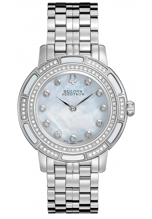Women's Swiss Stainless Steel Bracelet 32mm