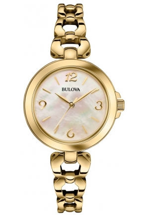 BULOVA Ladies' Dress Watch 30mm
