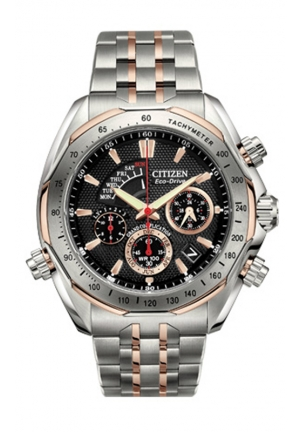 Citizen Men's The Signature Collection Eco-Drive Grand Complication Watch