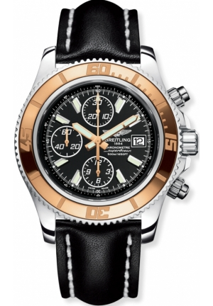 BREITLING Superocean II Chronograph Watch 44mm