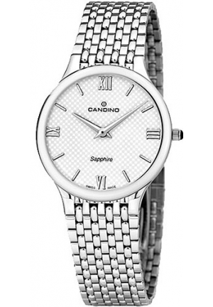 CANDINO men stainless steel 36mm