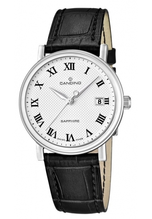 "GENUINE CANDINO Watch Male ""Swiss Made"""