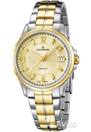 CANDINO WOMAN TWO-TONE 32MM