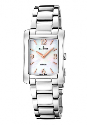 CANDINO WOMAN 26MM STAINLESS STEEL
