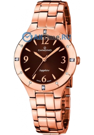 CANDINO WOMAN ROSE GOLD 44MM