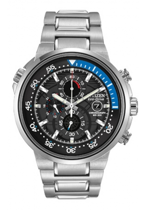 Citizen Men's Eco-Drive Endeavor Chronograph Watch