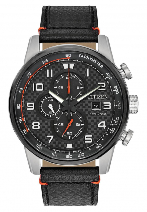 Primo Chronograph Black Dial Men's Watch