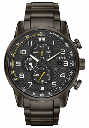 Primo Chronograph Grey Dial Men's Watch