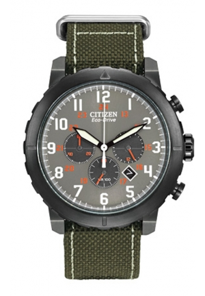 Citizen Men's Military Green Watch