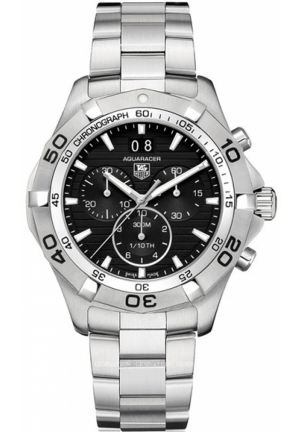 Tag Heuer Aquaracer Quartz Chronograph 43mm CAF101E.BA0821