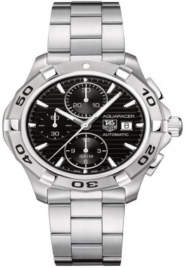 Tag Heuer Aquaracer Automatic Chronograph 42mm CAP2110.BA0833