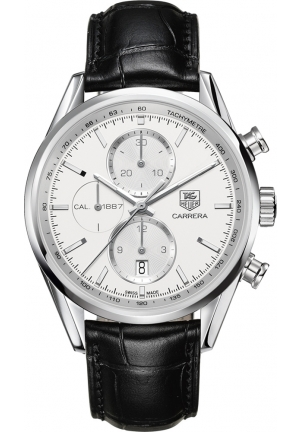 Carrera Calibre 1887 Automatic Chronograph 41mm CAR2111-FC6266