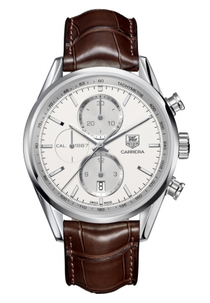 TAG HEUER CARRERA CALIBRE 1887 AUTOMATIC CHRONOGRAPH 41 mm CAR2111.FC6291