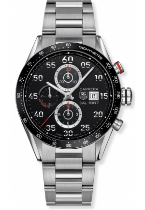 Carrera Calibre 1887 Mens Watch 43mm CAR2A10.BA0799