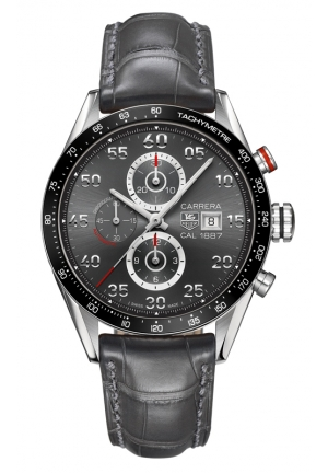 TAG HEUER CARRERA CALIBRE 1887 AUTOMATIC CHRONOGRAPH 43 mm CAR2A11.FC6313
