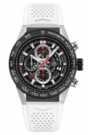 CARRERA CHRONOGRAPH AUTOMATIC MEN'S WATCH CAR2A1Z.FT6051, 45MM