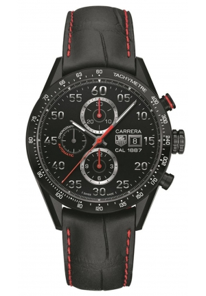 CARRERA CALIBRE 1887 MENS WATCH 43mm CAR2A80.FC6237
