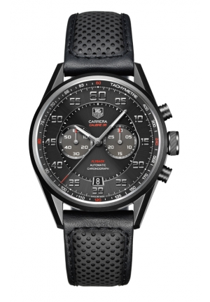 TAG HEUER CARRERA Calibre 36 Flyback Automatic Chronograph 43 mm CAR2B80.FC6325