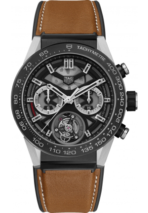 Tag Heuer Carrera Calibre HEUER 02 T COSC Automatic Chronograph 45mm