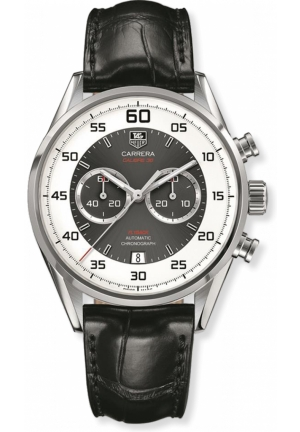 CARRERA CALIBRE 36 MENS WATCH 43mm