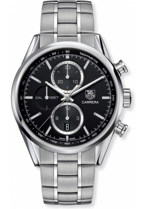 Carrera Chronograph Automatic Men's Watch 41mm