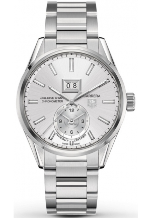 Carrera Grande Date GMT 41mm