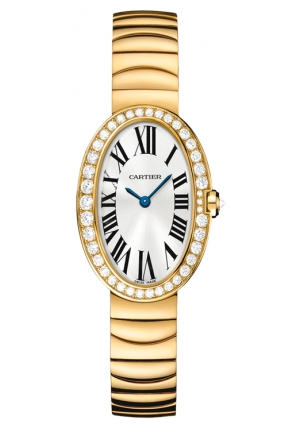 CARTIER Baignoire watch, small model Quartz WB520019 24.5 mm x 31.6 mm