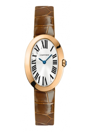 CARTIER Baignoire watch, small model Quartz 31.6x24.5 mm