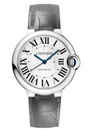 CARTIER Ballon Bleu de Cartier watch, W69017Z4 36 mm Automatic