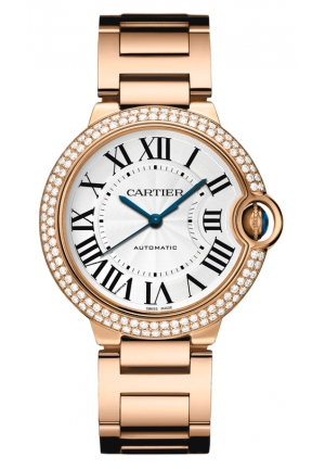 CARTIER Ballon Bleu de Cartier watch, 36 mm Automatic
