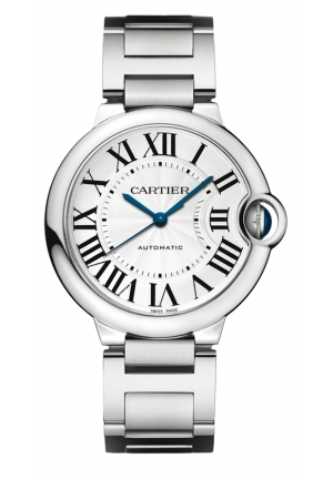 CARTIER Ballon Bleu de Cartier watch, Automatic 36 mm