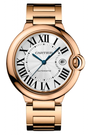 CARTIER Ballon Bleu de Cartier watch, Automatic W69006Z2 42 mm