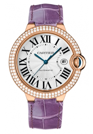 CARTIER Ballon Bleu de Cartier watch, Automatic 42 mm