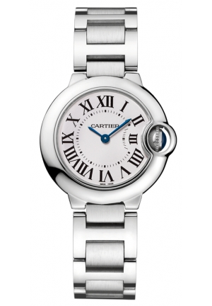 CARTIER Ballon Bleu de Cartier watch, Quartz W69010Z4 29 mm
