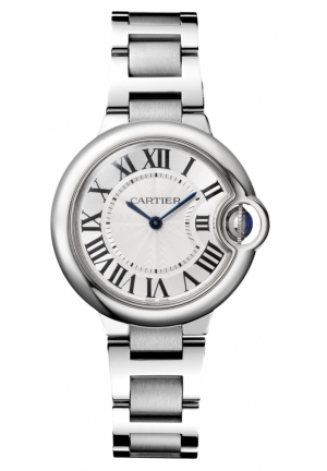 CARTIER Ballon Bleu de Cartier watch, Quartz 33 mm