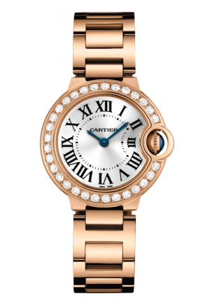 CARTIER Ballon Bleu de Cartier watch,Quartz WE9002Z3 29 mm