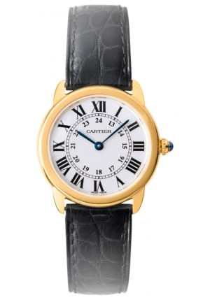 CARTIER Ronde solo de Cartier watch, small model Quartz 29.5 mm