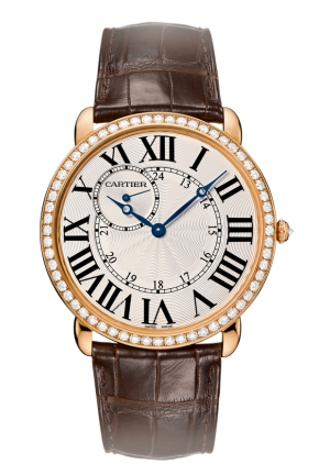 CARTIER Santos Demoiselle watch, small model Quartz WR007001 28.25 mm x 21.65 mm