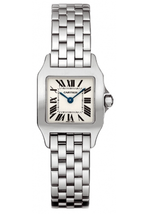 CARTIER Tank Anglaise watch W25064Z5 30.2 mm x 22.7 mm
