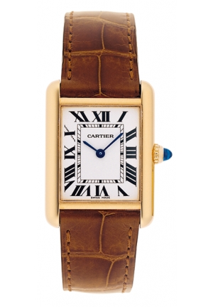 CARTIER Tank Louis Cartier watch, small model Quartz 29 x22 mm
