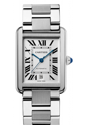 CARTIER Tank Solo watch, extra-large model Automatic W5200028 31 mm x 40.85 mm