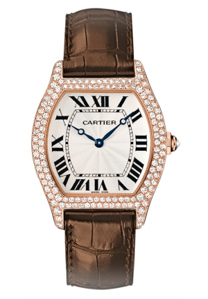 CARTIER Tortue watch, large model Manual 43 mm x 38 mm