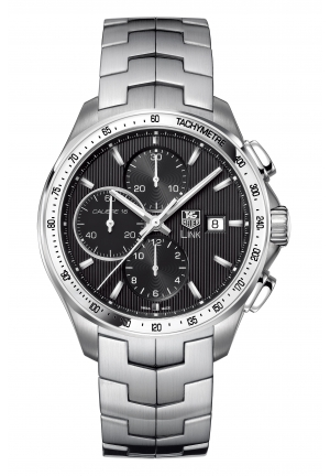 TAG HEUER LINK Calibre 16 Automatic Chronograph 43 mm CAT2010.BA0952